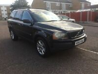 2004 VOLVO XC90 2.4 D5 TURBO DIESEL BREAKING AXLE SUB FRAME WITH BUSHES PAK £100