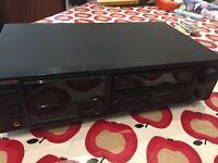 Kenwood Stereo Cassette Deck KX-2020