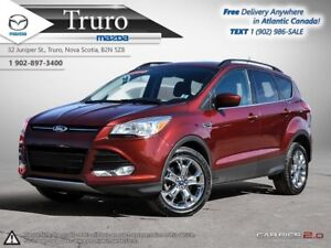2014 Ford Escape LEATHER! AWD! CHROME ALLOYS! ONLY 67K! LEATHER!