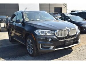 2015 BMW X5 PREMIUM PACKAGE 7 PASSAGERS À VENIR