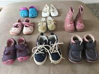 First Shoes: Sizes 3-4 £5 per pair