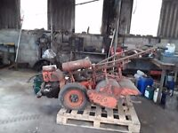 Howard gem two cylinder rotorvator