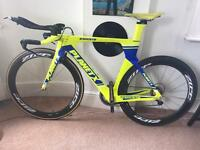 Planet X Exocet 2 Team Edition TT time trial bike