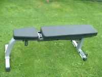 Body Solid BSGF121 - Commercial Grade Weights Bench (Mint Condition)