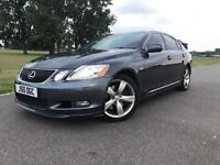 2006 Lexus GS 300 SE Auto Petrol REAR VIEW CAMERA!!! FULLY LOADED!!!