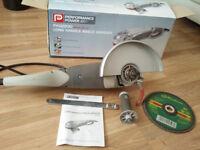 Long handle angle grinder 230mm 2200W 240V 3m power chord