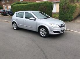 Vauxhall Astra Club 1.3 Diesel 2007 1 owner from new