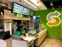 EPOS TILL SYSTEM USED IN SUBWAY FRANCHISE