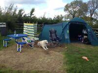 4 Man Coleman Tent!