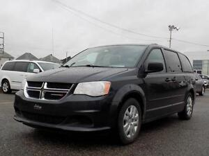 Dodge Grand Caravan SXT 2014 STOW N GO/BLUETOOTH