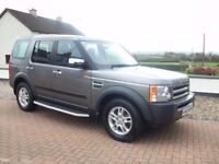 2008 LANDROVER DISCOVERY TDI 7 SEATER LOVELY JEEP FULL LEATHER