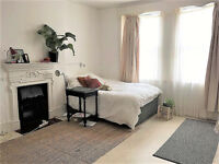 A king size double room with its own fitted kitchen, just a short walk to Ealing Broadway Station