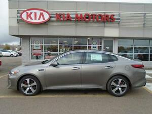 2016 Kia Optima SX TURBO/fuel saver/Bi-Weekly only $188* OVER $5