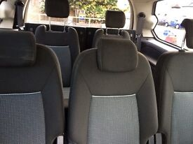 Ford Galaxy 2012 Pco ready for uber XL