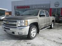 2013 Chevrolet Silverado 1500 LT 4X4 5.3L LEATHER BENCH BACKUP C
