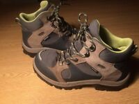 UK 4 Eu 37 HIKING BOOTS women / kids lightweight outdoor shoes