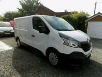 2014 64 RENAULT TRAFIC SL29 BUSINESS DCI TOP SPEC