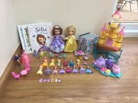 Princess Sofia bundle