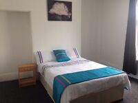 Large double rooms in Shared house-Boulevard HU3