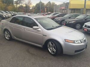 2005 Acura TL AUTOAIR / LEATHER / ROOF / ALLOYS / SHARP