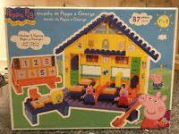 Peppy Pig school - Lego