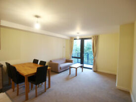 New modern two double bedroom apartment with balcony a minuites walk from Finsbury Park station