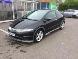 Honda Civic Type S 2008 1.8 petrol