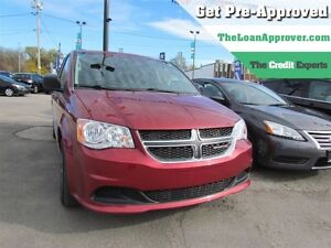 2014 Dodge Grand Caravan SXT | STOW-N-GO