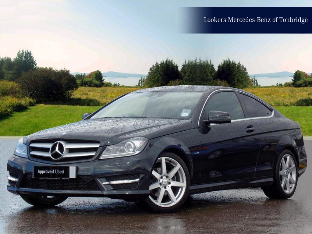 Mercedes benz c class c180 blueefficiency amg sport for Mercedes benz c class sports edition