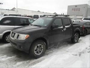 2016 Nissan Frontier PRO-4X | Leather | Navi | Roof | Loaded!