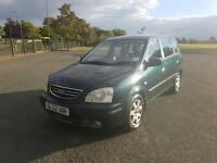 Kia Carens crdi LX Auto diesel automatic 2.0 with mot and full service history