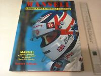 Mansell Formula one & Indycar Champion