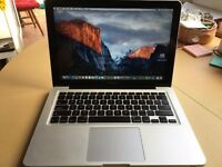 "Apple MacBook Pro 13"" 2011, Core i5 Processor, 500Gb HDD, 4Gb Ram, Great Condition & Upgradeable"