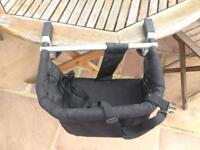 Phil and Teds clip on travel high chair