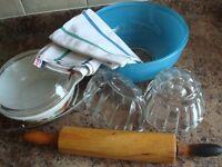 Retro kitchenalia