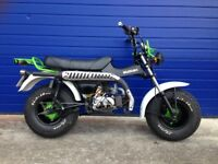 2013 SKYTEAM T REX 125cc REGISTERED AS A 50cc , SUZUKI RV REPLICA SAND BIKE ULTIMATE MONKEY BIKE