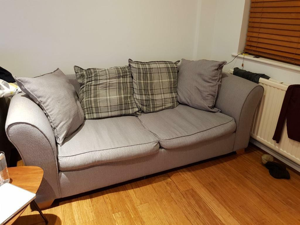 3 seater DFS sofa bed- Free