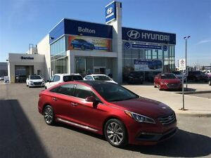 2016 Hyundai Sonata Sport Tech Leather Navigation PanoramicRoof