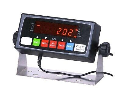 Ps-in202 Prime Floor Digital Scale Ntep Legal For Trade Indicator Any Size