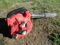 Selection of Garden Power Tools