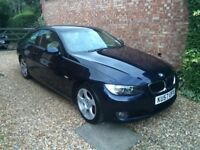 BMW 3 Series Full Service History Cream Leather Beautiful Blue