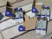 HAMMERSCREWS, 3 boxes of 50pz; 8mm dia x 80mm long