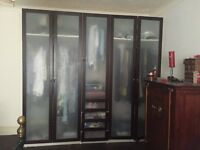 Set of 3 WARDROBES