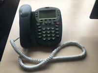 Avaya phone with answering machine