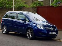 VAUXHALL ZAFIRA 1.9 START/STOP MAN, DIESEL (PCO RENEWABLE)