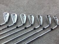Wilson D7 Forged Irons 4- PW