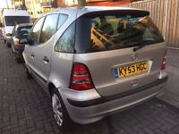 Mercedes A140 1.4 Automatic, excellent condition and very economical