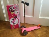 Micro Scooter, Mini classic pink, T-bar