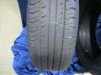 4 hancook tyres 2 215/55/17 brannd new £45,each