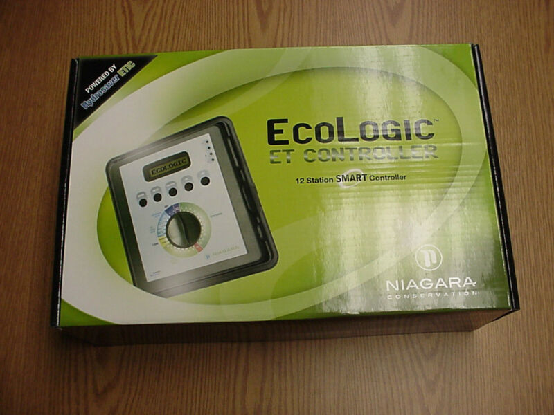 Niagara Ecologic ET 12 station Irrigation Sprinkler Controller